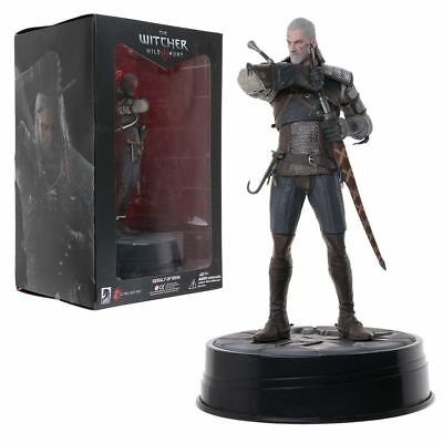 Dark Horse Deluxe The Witcher 3 Wild Hunt Geralt of Rivia Statue Figure 2019 Neu