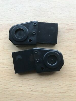 New Tamiya Grasshopper Rear Axle Mounts Spare Parts
