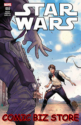 Star Wars #59 (2019) 1St Printing Bagged & Boarded Marvel Comics