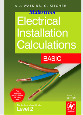 Electrical Installation Calculations 8th Edition PDF FORMAT