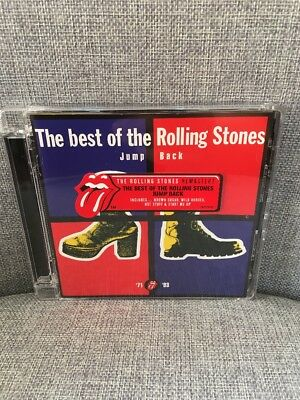 Jump Back - Best Of The Rolling Stones, '71-'93 (Re-mastered) New, UNsealed Cd