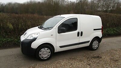 2011 Peugeot Bipper Hdi Van - Side Loading Door - 1.4 Diesel - No Vat !!!