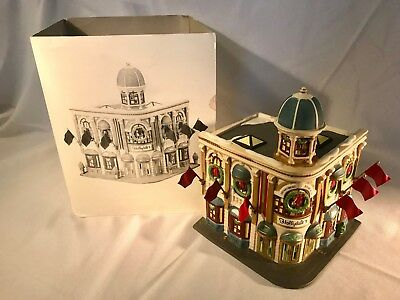 Dept 56 Christmas In the City 1991 Hollydale's Department Store 55344 In Box