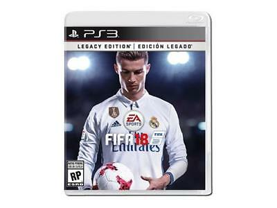 Videogioco Electronic Arts FIFA 18 PS3 Legacy Edition 1034429