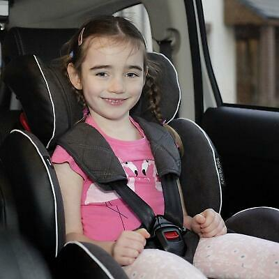 New 3 in 1 ISOFIX Child Baby Car Seat Safety Booster For Group 1/2/3 9KG TO 36KG