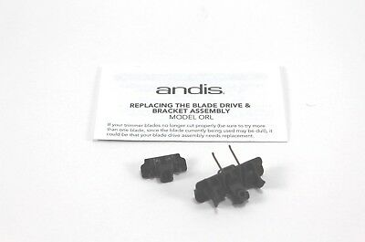 Andis Cordless T-Outliner Li Trimmer Blade Part/replacement Drive & Bracket