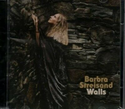 BARBRA STREISAND - WALLS  CD  New Sealed Fast Free Shipping