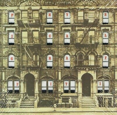 Led Zeppelin  Physical Graffiti 40th Anniversary  3 CD Set New  Free Shipping