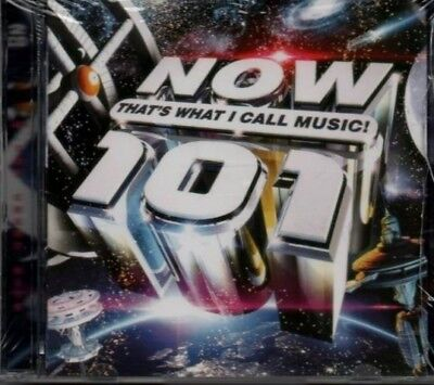 Now That's What I Call Music 101  2 CD Set  New Sealed Fast Free Shipping
