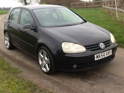2004 (54) Vw Golf Gt Tdi Runs And Drives Spares Or Repair
