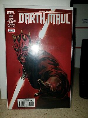 Star Wars Darth Maul #1-5 (2017) Marvel Comics 1St Print!