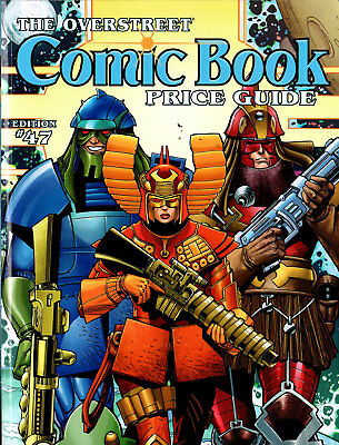 Overstreet Comic Book Price Guide 47th Ed. 2017-2018 ISBN 9781603602136