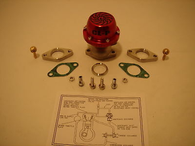 38mm Wastegate rot bis 500 PS