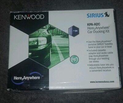 Kenwood HPA-H2C Car Docking