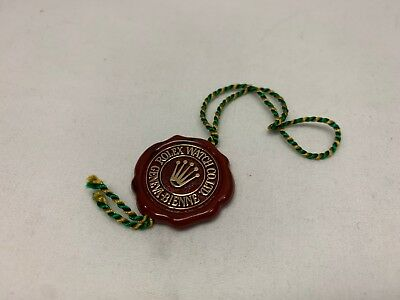 GENUINE Vintage 70s 80s Rolex Tag Seal 16758 16753 16750 16713 167006542 1225292