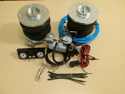 Air Suspension KIT with Compressor for Fiat Ducato 1994-2018