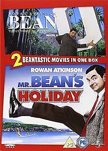 Mr Bean's Movie Box Set (The Ultimate Disaster Movie/M... | DVD | condition good