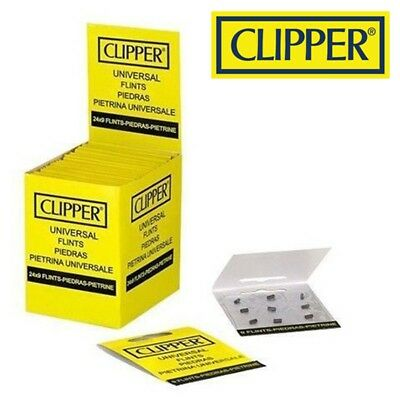 SPECIAL OFFER Clipper® Lighter Flints Suitable For All Lighters BUY 3 GET 1 FREE