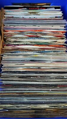"7"" Vinyl Records 1950s - 1980s, Choose From List ***  £2 each *** Artists  T - Z"