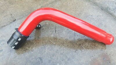 Vauxhall Astra Z20let Solid Boost Pipe Powerpipe  Gsi Sri Turbo Vxr Zafira Coupe