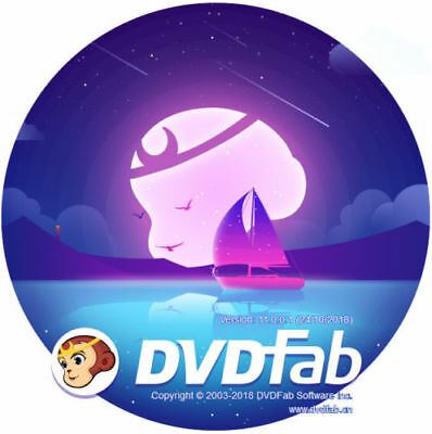 DVDFab 11 All in One NEW Full Version - instant Download CD / DVD / BleRay / UHD