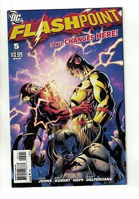 Flashpoint Vol. 2 - #5 | 1st Pandora | DC Comics - October 2011
