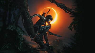 Shadow of the Tomb Raider STEAM PC