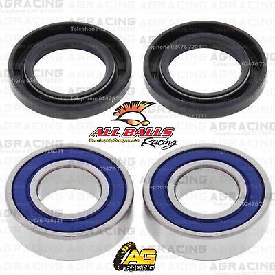 All Balls Front Wheel Bearings & Seals Kit For Yamaha YZ 125 250 WR 250 92-97