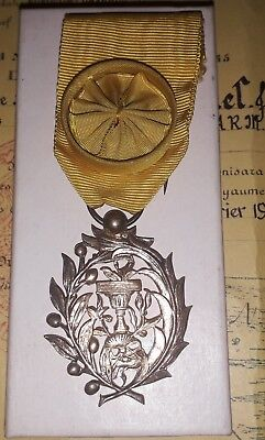 medaille militaire officier ordre du Muniseraphon Cambodge cambodia order