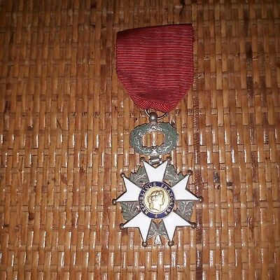 medaille militaire  :  Legion d'honneur  french medal of honor
