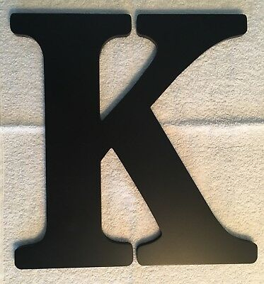 decorative wood letter k home accents hobby lobby