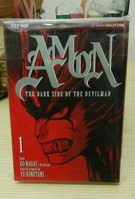 Manga AMON Jpop - Go Nagai Collection