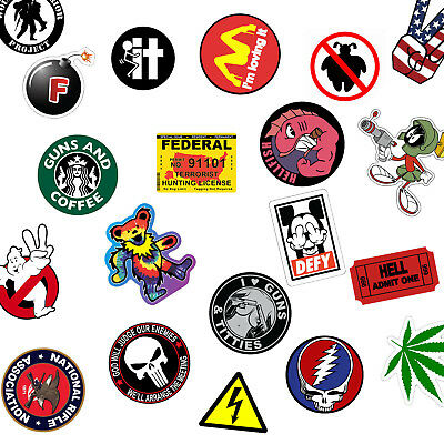 20 funny hard hat stickers helmet tool box construction decals hipster popular