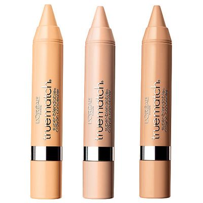 L'OREAL True Match Super Blendable Creamy Concealer Crayon - CHOOSE SHADE - NEW
