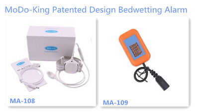 Modo-king Brand Bedwetting Alarm | Stop Nighttime Urination the Easy Way!