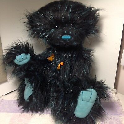 Charlie Bear Razzle Dazzle Retired 43cm Fully Jointed Handmade 2014