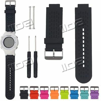 For Garmin Approach S2/S4 GPS Golf Watch / Vivoactive Silicone watch band strap