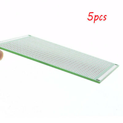 Prototype Solder Circuit Board PCB Tinned Electronic Panel Double Side Printed