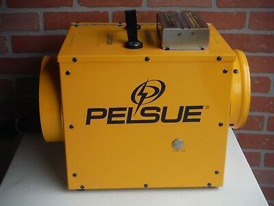 New, Pelsue Portable Propane Tent & Confined Space Heating & Ventilation System.
