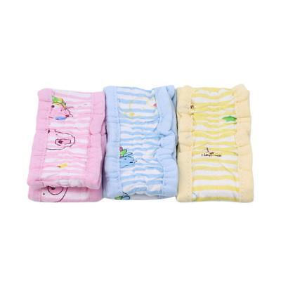 Infant Baby Diaper Fasteners Toddler Newborn Nappy Snappi BLUE Set of 3 FW