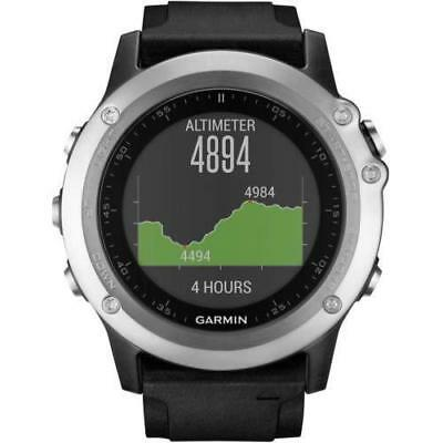 Garmin Fenix 3 Watch Sports GPS Running Activity Monitor Multisport Silver/Black