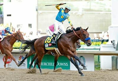 American Pharoah Kentucky Derby PHOTO Horse Race Racing 2015 Churchill Downs