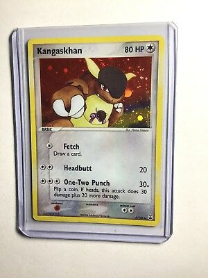 KANGASKHAN - 6/112 - Fire Red Leaf Green - Holo - Pokemon Card - EXC
