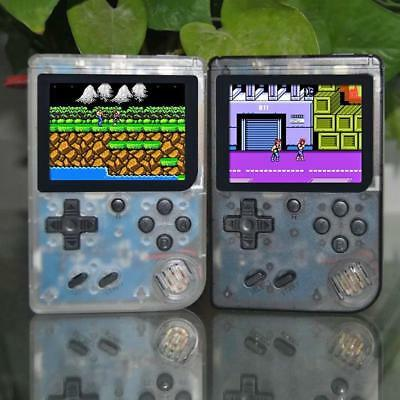 Retro Video Game Console 8 Bit Handheld Game Player Built-in 168 Classic Games