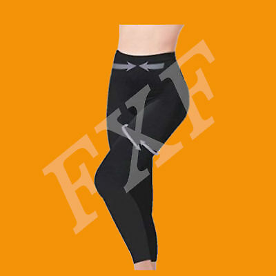 Womens High Waist Leggings Full Length Seamless Slimming Shape wear Leggy