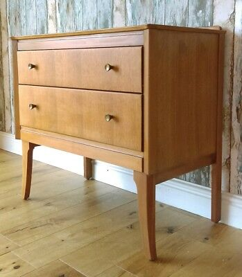 Vintage Mid Century Lebus Chest of Drawers