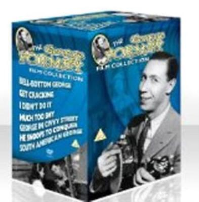 The George Formby Film Collection (7 Films) (Region 2 DVD, sealed)