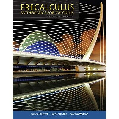[PDF] Precalculus: Mathematics for Calculus 7th Edition