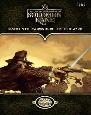Savage World of Solomon Kane RPG Bundle $139.96 Value 4 Titles
