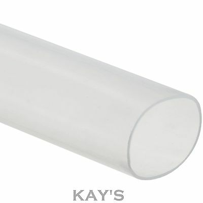 Clear Heat Shrink Tube Sleeve For Making Carp Fishing Rigs, Hair Terminal Tackle